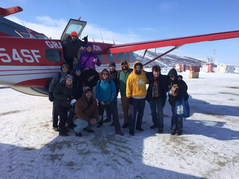 The Winter Bear Project's 2015 Bethel & Beyond Tour.